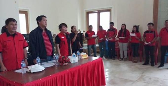 PDIP Minahasa Steven Kandouw