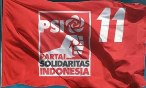 PSI Minahasa Buka Pendaftaran Bakal Calon Anggota Legislatif 2019