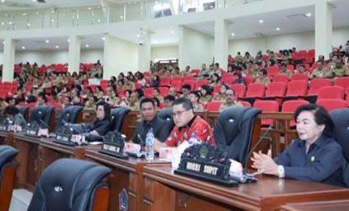 Ini Klarifikasi Kabag JACKSON RUAW Terkait Isu Temuan Kegiatan Reses 2017 Anggota DPRD Sulut