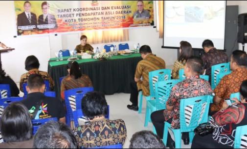 PAD Naik Signifikan, Sompotan: Menuntut Kinerja Organisasi Perangkat Daerah