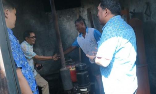 Lima Tahun Warga Kolombo Tak Nikmati Air Bersih, Ini yang Dilakukan Ramlan Ifran