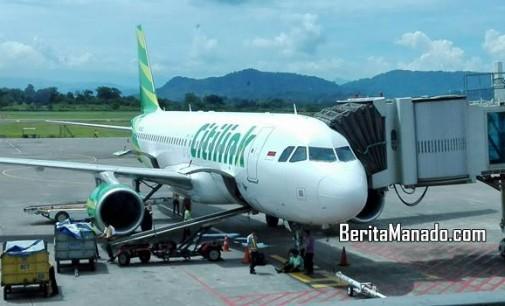 Citilink Terbang Perdana Xianmen-Manado