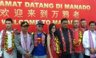Turis Asing di Sulut Capat 14.587 Orang