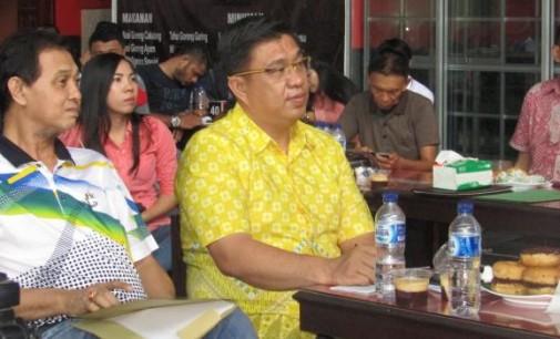 Di Hadapan Kapolda, Sekretaris Golkar Sulut TONNY LASUT Ungkap Daerah Ini Paling Rawan