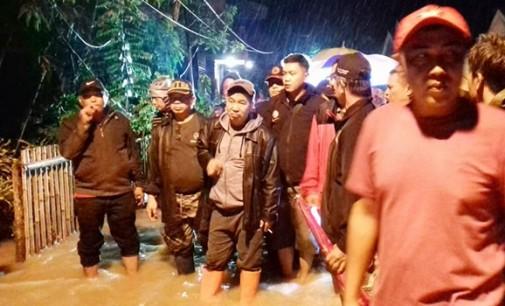 Rendam Ratusan Rumah, Sungai Jebol Picu Banjir Tombatu