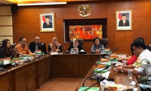 Terkait Tugas dan Fungsi AKD, DPRD Manado Sambangi DPR RI
