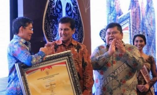 Tahun 2017 Nilai LAKIP Pemkot Manado BB, Ini Catatan VICKY LUMENTUT