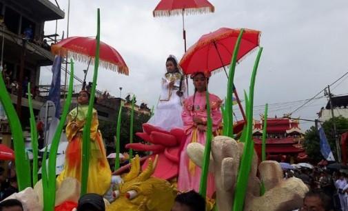 Sesuai Permintaan Masyarakat, Ini Foto-foto Menarik Parade Cap Go Meh Lalu