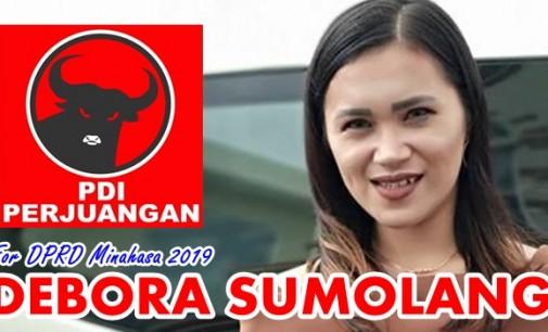 DEBORA SUMOLANG Siap Maju di Pemilu 2019