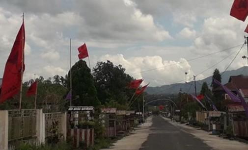 Bendera Merah (Tetap) Kuasai Tolok, Begini Sejarahnya