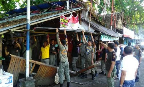 2 Minggu Tidak Selesai, Pedagang Malalayang Bakal 'Duduki' DPRD