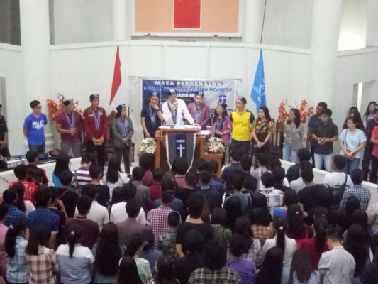 Maper GMKI Manado 2018