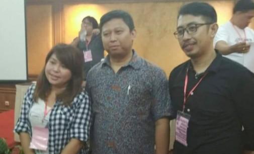 LYNVIA GUNDE, Jurnalis Perempuan Pertama Pimpin AJI Manado