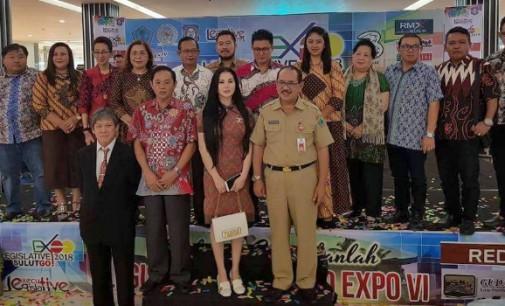 DPRD Minut Jual Potensi Daerah di Legislatif Expo 2018