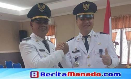 ALPRET PUSUNGULAA Jabat Camat Kauditan, RICHARD DONDOKAMBEY Promosi Pimpin Kema