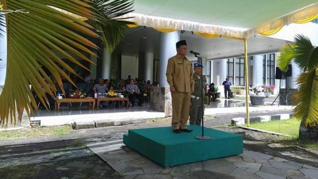 Drs. Danny Rindengan, MSi, Sekdakab Minsel