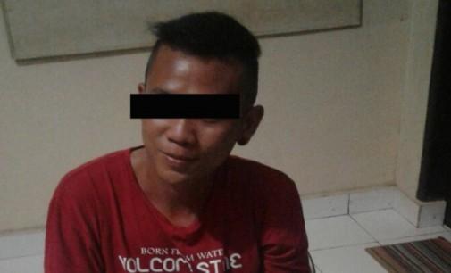 Buat keributan di Desa Tanamon, Randa diamankan unit Patroli polsek Sinonsayang