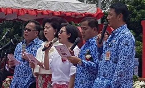 ADVETORIAL: Ibadah Syukur Akhir Masa Jabatan JANTJE WOWILING SAJOW