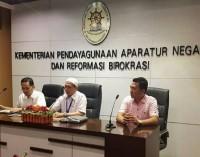 Hasil Kunker DPRD ke Kementerian PAN-RB, Ini Jumlah CPNS yang Diusulkan Pemkot Manado