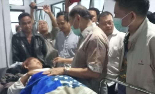 Soal Keracunan Makanan, NasDem Bitung Serahkan ke Polres Lakukan Penyelidikan