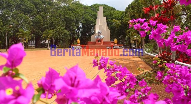 Monumen dan Makam Pahlawan Nasional Dr. Sam Ratulangi