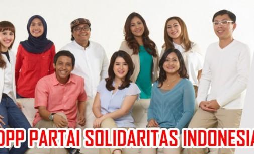 Ini Hal Mendasar Yang Perlu Kamu Ketahui Tentang Partai Solidaritas Indonesia
