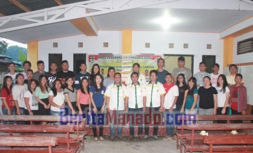Pemuda Katolik Komisariat Anak Cabang Kakas Raya Terbentuk