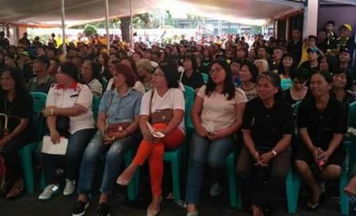 Ini Suasana Kampanye IVAN-CAREIG di Tondano