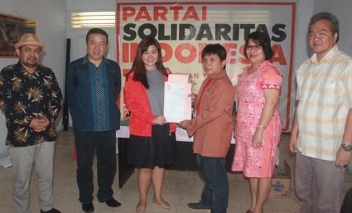 Aktivis Muda Manado Dafar Caleg PSI