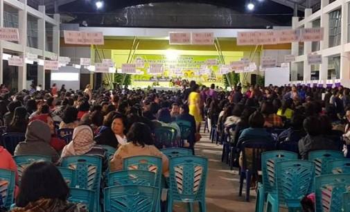Adriana Dondokambey Pimpin W/KI Sinode GMIM, Nita Wenur Sekretaris
