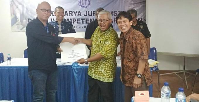 Jerry Palohoon Ahmad Djauhar Ariwibowo