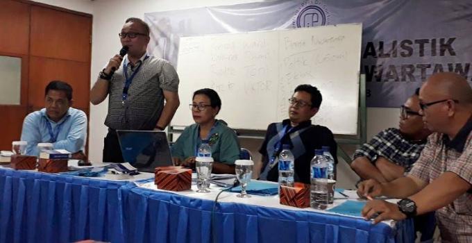 Victor Rarung UKW LPDS Dewan Pers