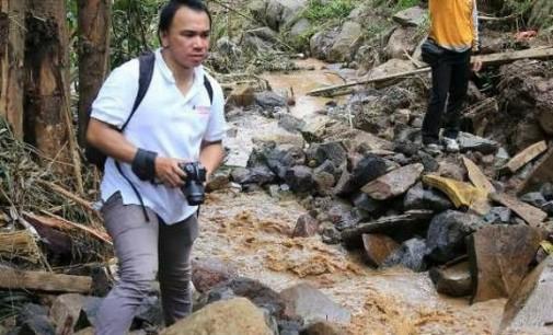 Wartawan di Sulawesi Utara Ini Siap Bertarung Berebut Kursi Senayan 2019-2024