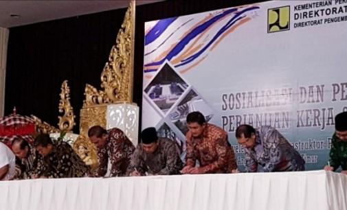 Wali Kota Bitung ke Bali untuk Teken Ini