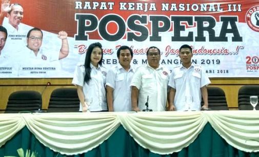 Deklarasi Pospera Sulut Segera Dilaksanakan, Siap Kawal Jokowi Dua Periode