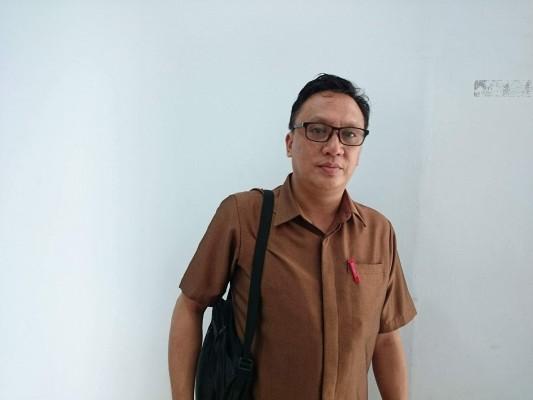Ketua Komisi D DPRD Manado, Apriano Ade Saerang