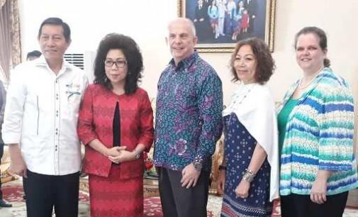 Pengembangan Pariwisata Dan Pendidikan Fokus Utama Amerika di Manado
