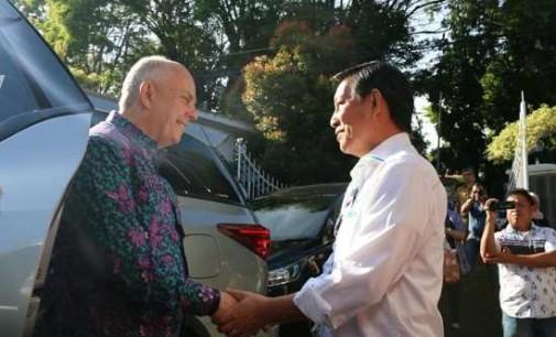 Manado Jadi Salah Satu Kota Yang Akan Diajak Kerjasama oleh Pemerintah Amerika
