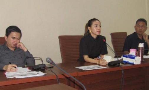 Kepada Direksi Bank SulutGo CINDY WURANGIAN Bertanya soal Keuntungan Kehadiran PT Jamkrida