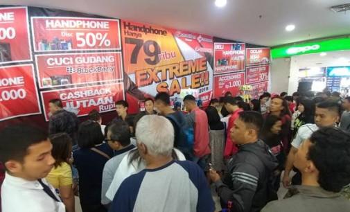 Extreme Sale !!! Banjir Promo 1/2 Harga dari itCenter