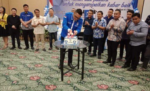 Dies Natalis Ke-56 GAMKI, Pdt MELKY TAMAKA: Banyak Pemimpin Lahir Dari Organisasi ini
