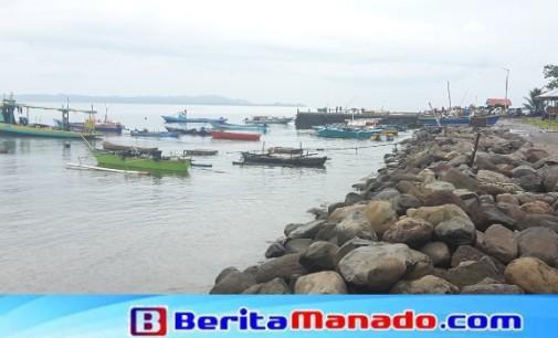Masalah Baru Proyek Pemecah Ombak, Nelayan Likupang 'Menjerit', Warga Terancam DBD