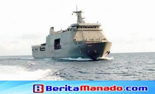 Imigrasi Pulangkan Puluhan WNA Gunakan Kapal Perang Filipina