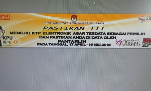 Besok KPU Minsel Mulai Laksanakan Gerakan Coklit, Begini Harapannya