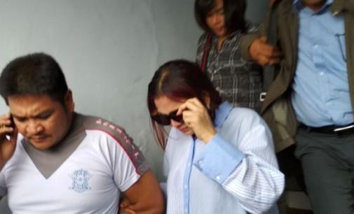 VONNIE PANAMBUNAN Dicecar Puluhan Pertanyaan Dugaan Korupsi Pemecah Ombak