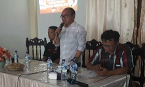 KPU Targetkan Angka Partisipasi Pilkada Minahasa 2018 Mencapai 85 Persen.