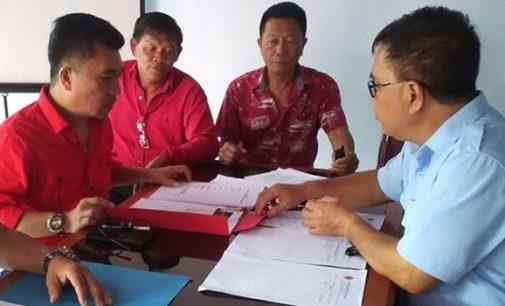 Berkas Bacaleg Lengkap, STEFEN SUPIT Siap Daftar ke KPU Minahasa