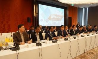 Wagub STEVEN KANDOUW Paparkan Ini di Pertemuan Kerjasama Antar Negara di Macao