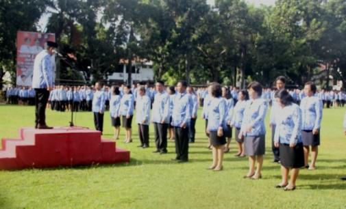 Pimpin Apel Korpri, Edwin Silangen Dorong ASN Makin Profesional