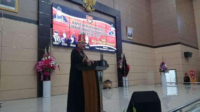 Tonaas Nusantara LMI Farry Malonda